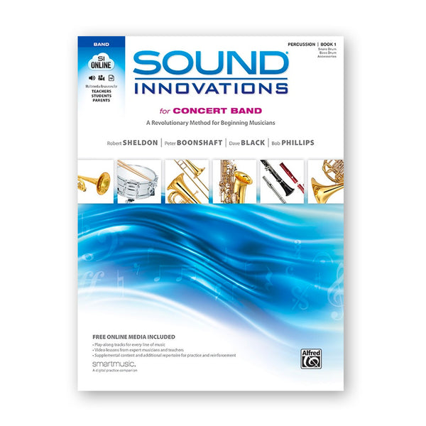 Sound Innovation Concert Band Book 1 - Percussion Parts
