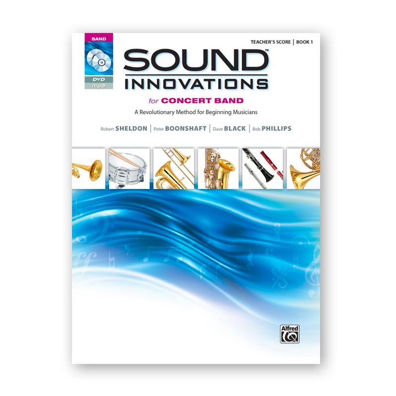 Sound Innovation Concert Band Book 1 - Score
