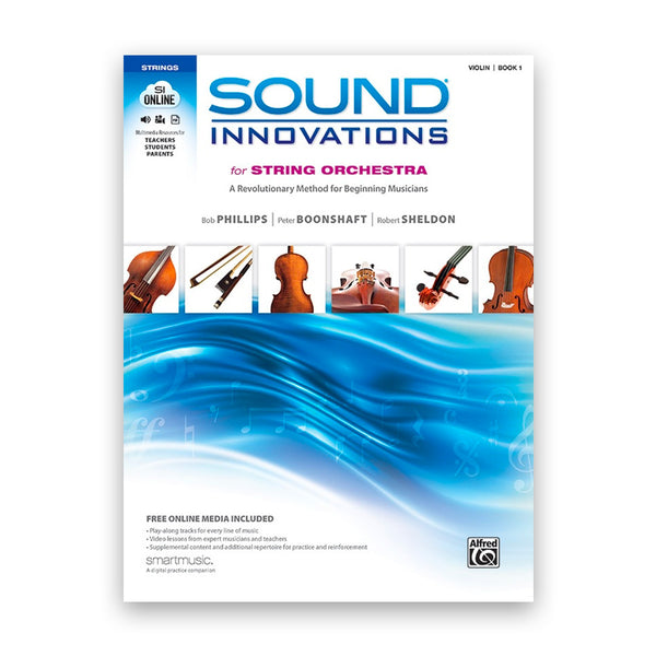 Sound Innovation for Strings Book 1 - Instrumental Books