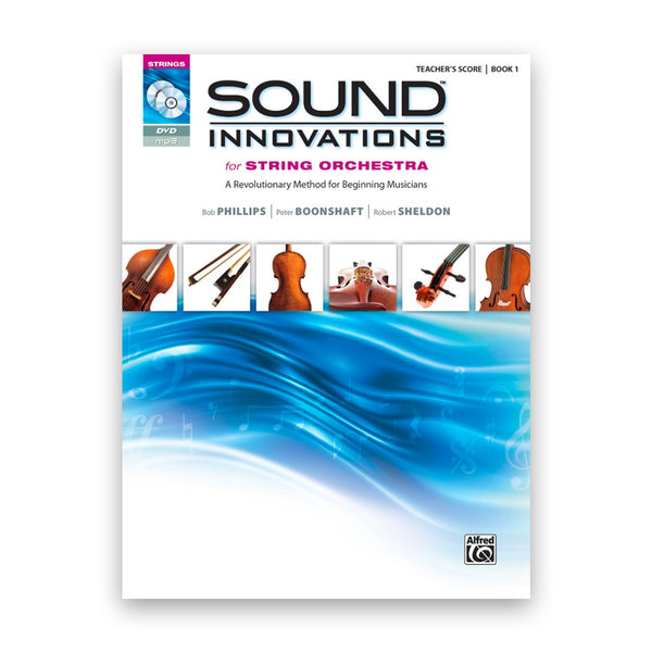 Sound Innovation for Strings Book 1 - Score