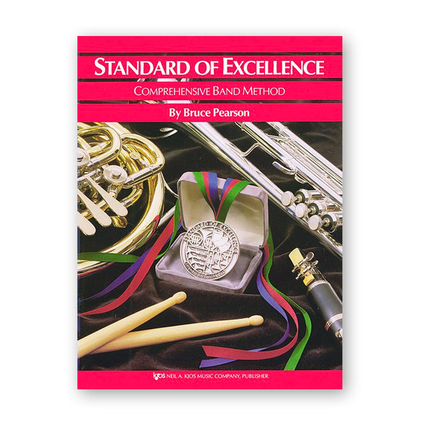 Standard of Excellence Enhanced Book 1 - Instrumental Books