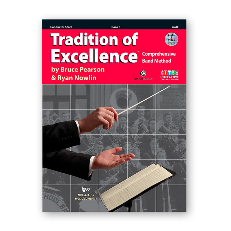 Tradition of Excellence Book 1 - Score
