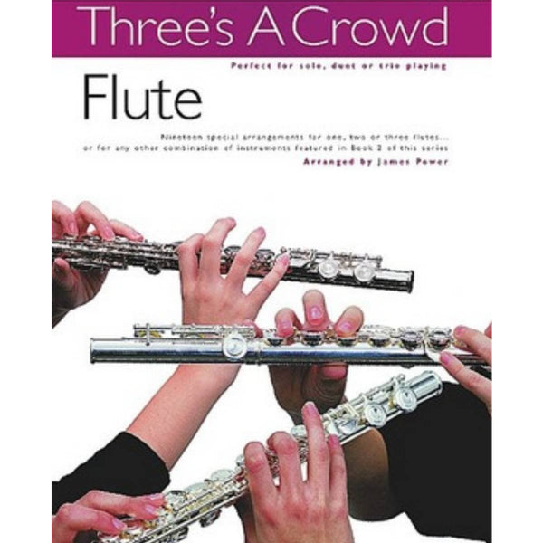 Three's A Crowd Book 2