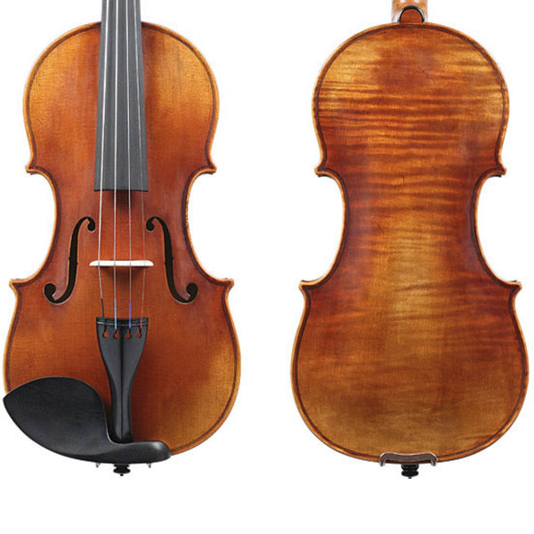 Raggetti Master Violin No.6.0 Amati Complete Outfit with Superior Set up.