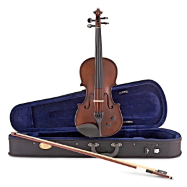 Stentor S1544EA 4/4 Acoustic / Electric Violin in Antique Chestnut