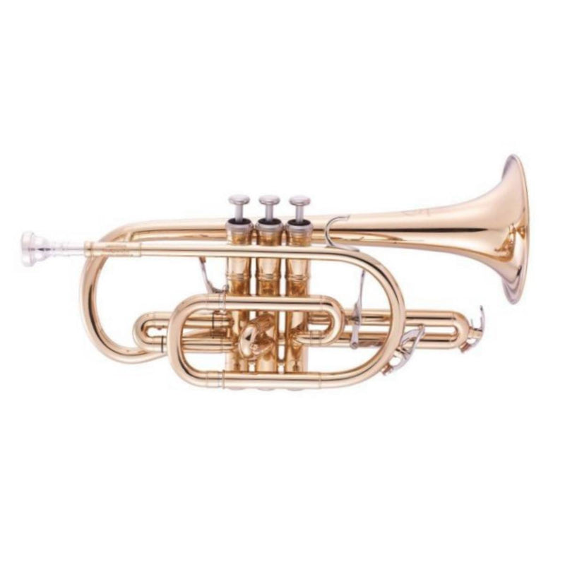 John Packer JP271SW Bb Cornet - JP Smith-Watkins - Gold Lacquer