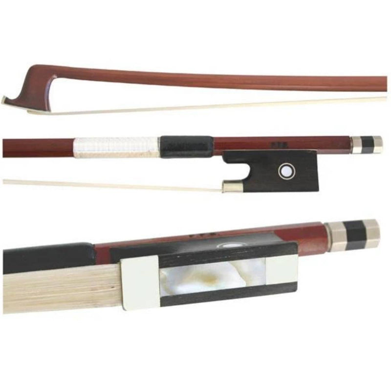 Violin Bow - FPS Brazilwood 4/4 - 1/8 Size