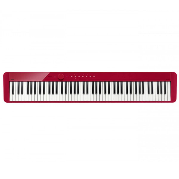 Casio Privia PX-S1000 Slimline Portable Digital Piano – Red (PXS1000RD)