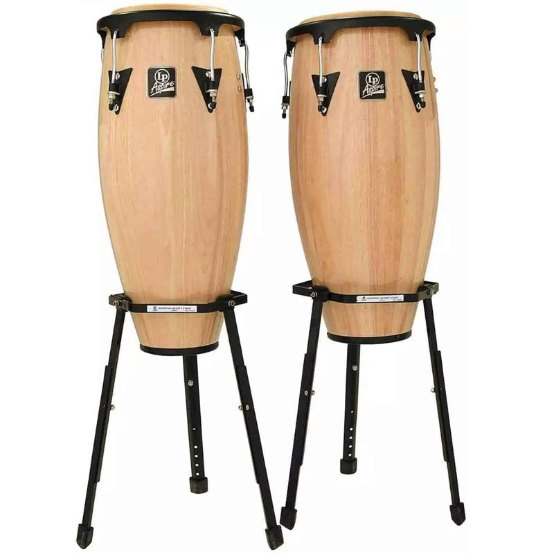 LP Latin Percussion A646B-AW Aspire Congas 10-11″