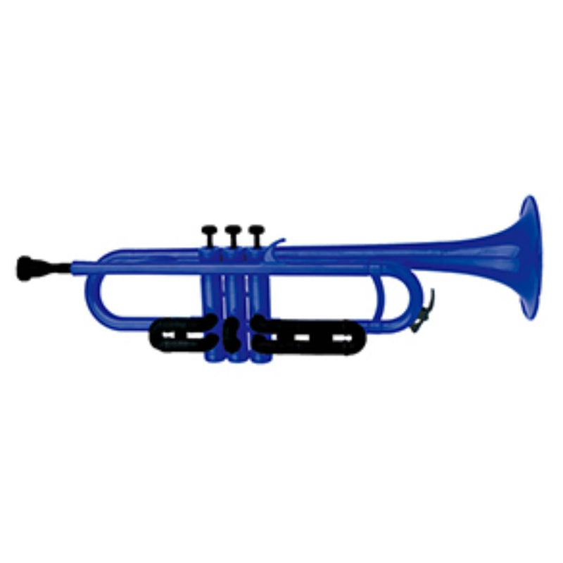 Cool Winds Plastic Trumpet - all Colours with Gig bag.