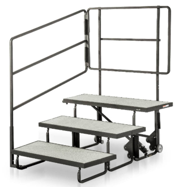 Alges Choral Riser – Additional 4th Step