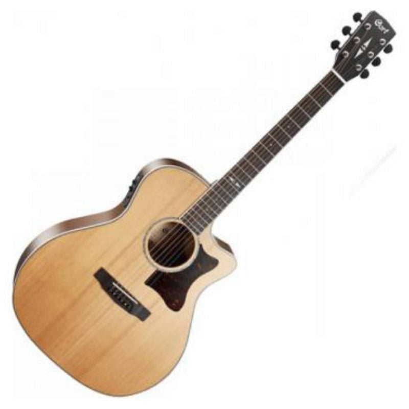Cort GA5F Acoustic Electric Guitar - Cedar/Australian Blackwood