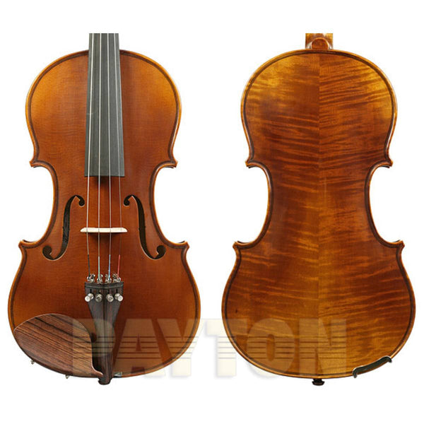 Raggetti RV7 Violin Complete Outfit with Superior Set up.