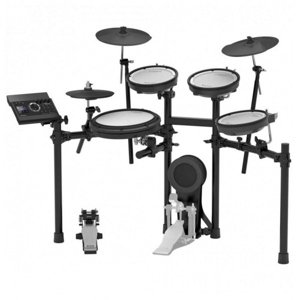 Roland V-Drums TD-17KV Electronic Drum Kit w/Bluetooth (TD17KVS)