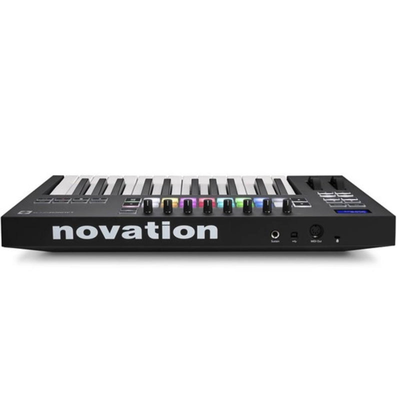 Novation Launchkey 25 MK3 MIDI Keyboard Controller w/ Full Ableton Live Integration