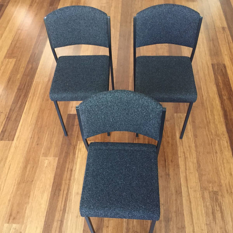 Stage Craft Ergonomic Musician's Chair - Australian Made Quality.