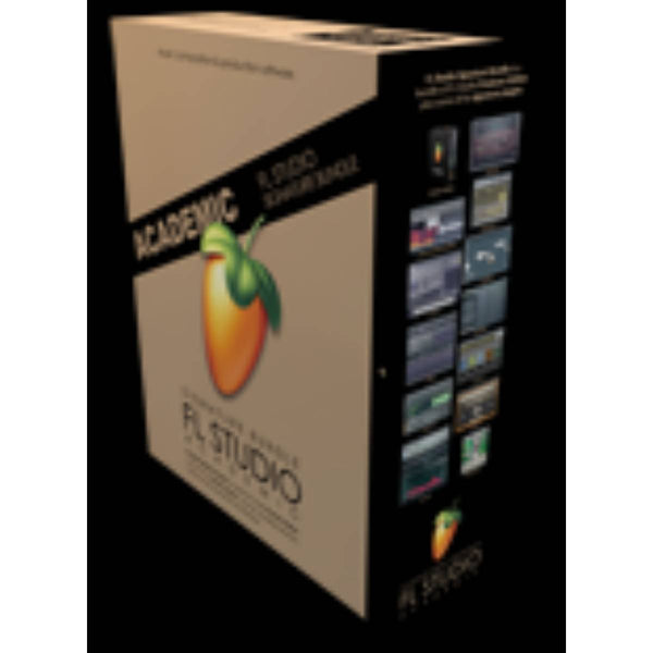 Fruity Loops FL Studio 20 Producer Edition - 5 User Education (ESD)