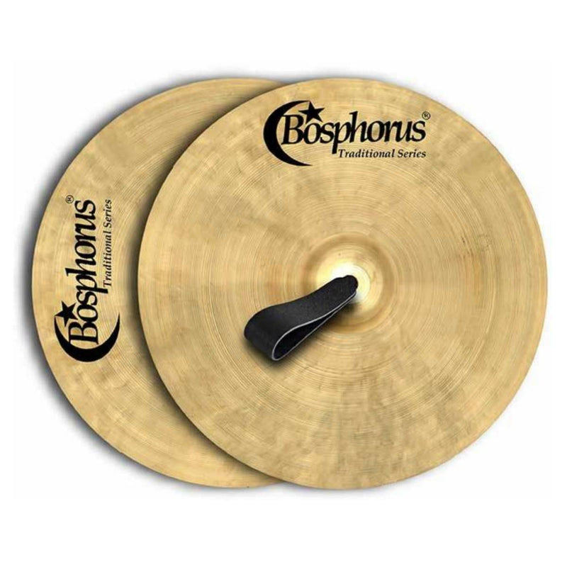 "Bosphorus Orchestral Series 18"" Symphonic Band Cymbals (Pair)"