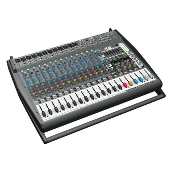 Behringer Europower PMP6000 1600W Powered Mixer w/ FX