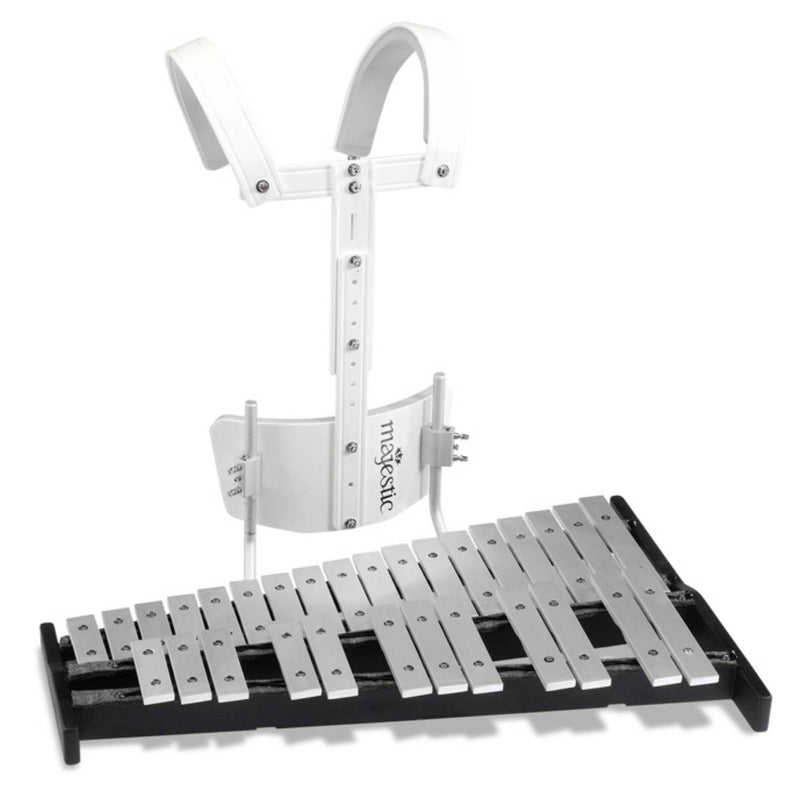 Majestic MB2525A Marching Glockenspiel with Harness System