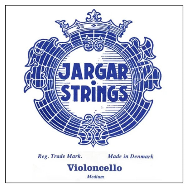 Jargar Cello String Set Medium 4/4
