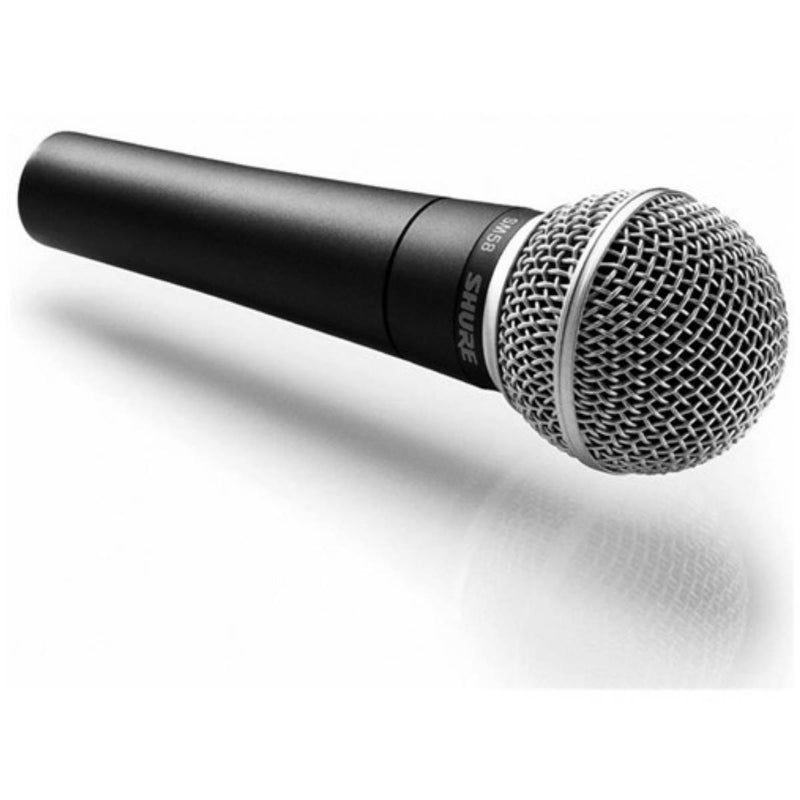 Shure SM58S Dynamic Vocal Microphone w/ Switch