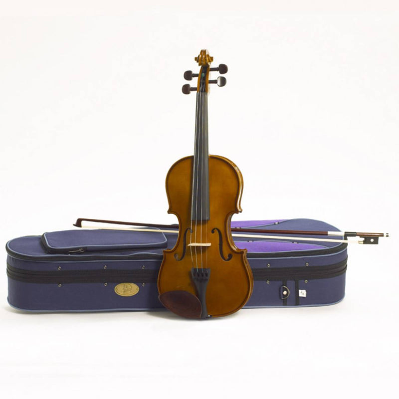 Stentor Student Series I 1/2 Size Violin Outfit - Antique Chestnut