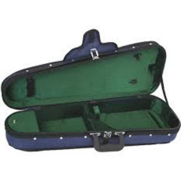 FPS Shaped Violin Case Woodshell Suspension 4/4