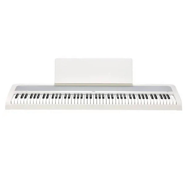 Korg B2 Digital Piano (White) Natural Weighted Hammer Action 88-keys