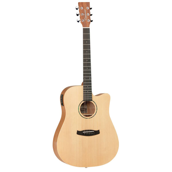 Tanglewood TWR2DCE Roadster II Dreadnought Cutaway With Pickup