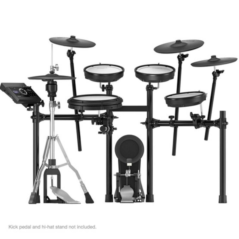 Roland TD17KVX V-Drums All Mesh Drum Kit w/ Premium Cymbal Pack