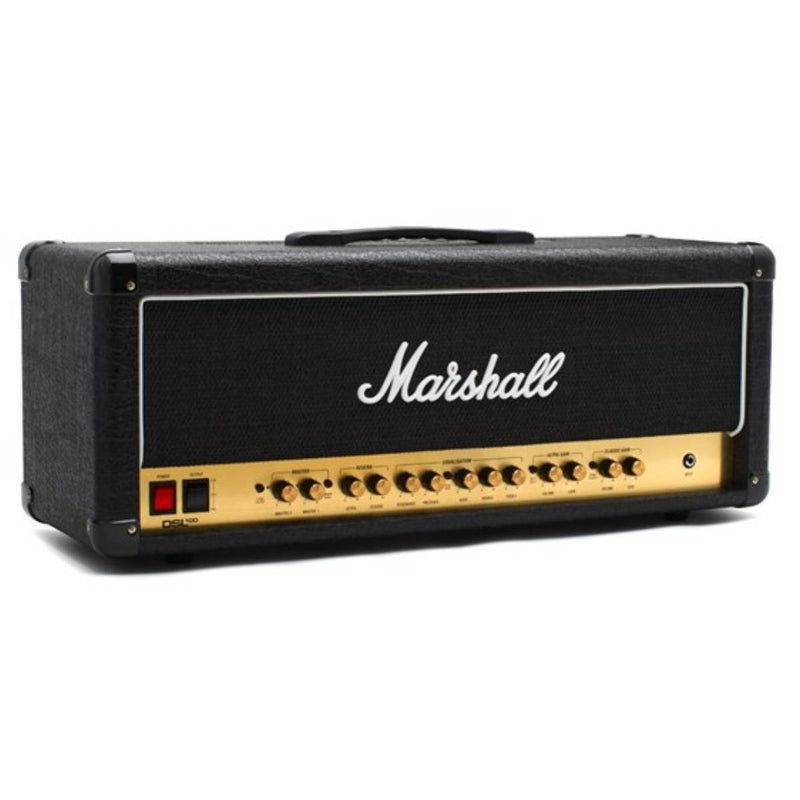 Marshall DSL100H Dual Super Lead 2-Channel 100w Valve Guitar Amp Head