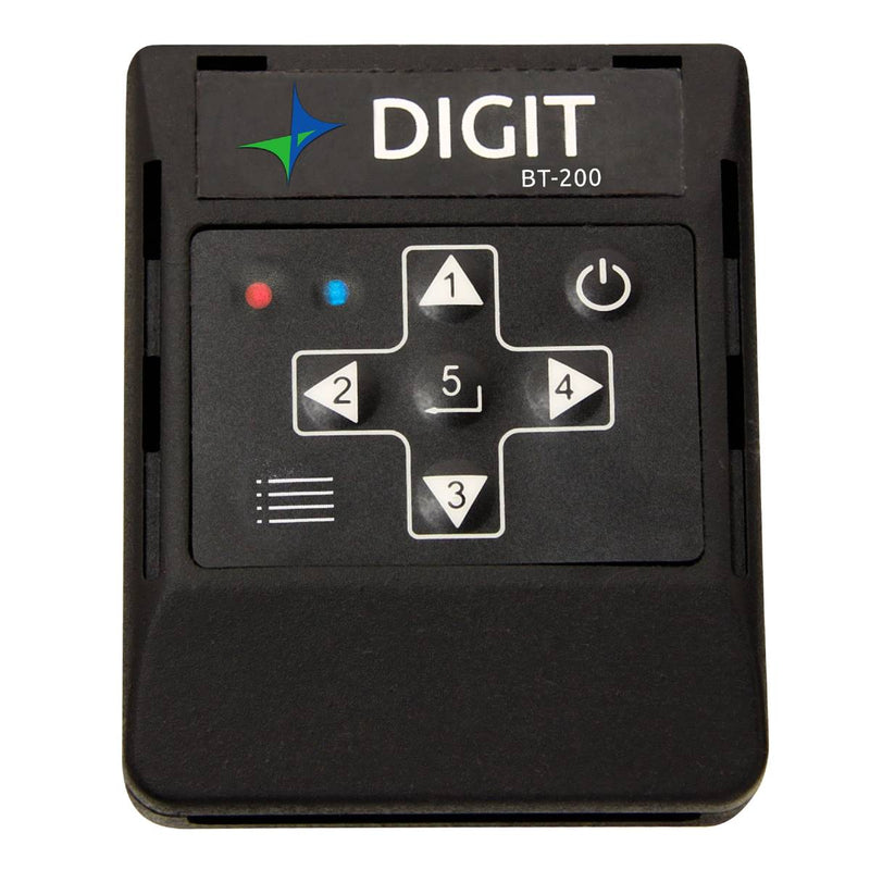 AirTurn DIGIT200 Bluetooth Multi-Function Remote