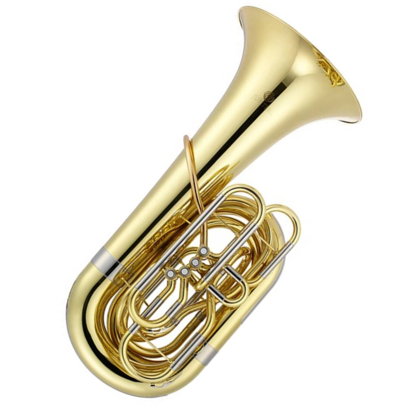 Jupiter JTU1110 BBb 4 Valve Performance Series Tuba Compensating