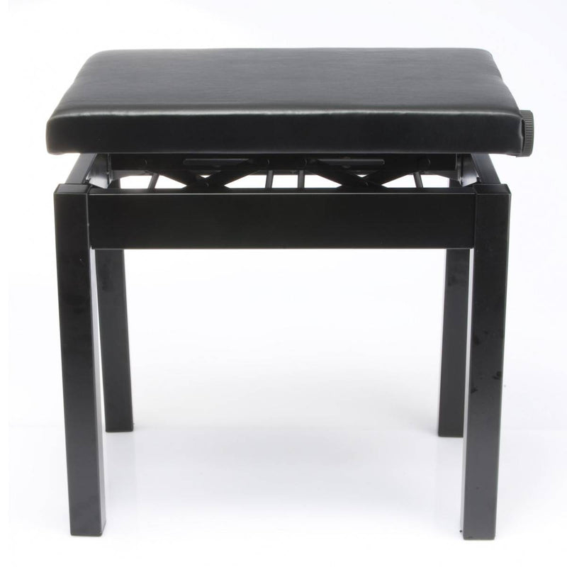 Casio PBBK Adjustable Piano Bench, Black