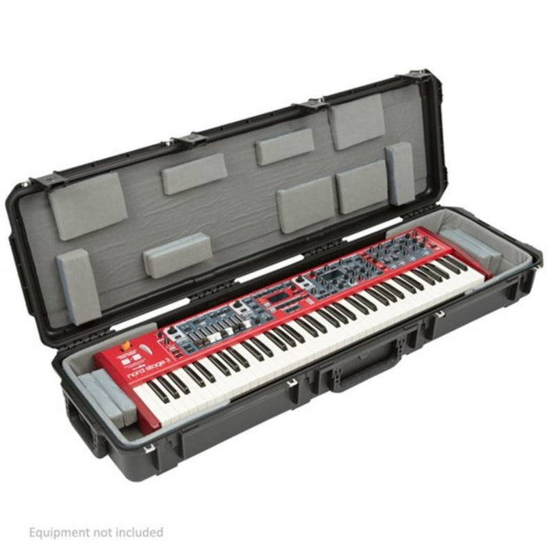 SKB iSeries Narrow 76-Note Waterproof Keyboard Case
