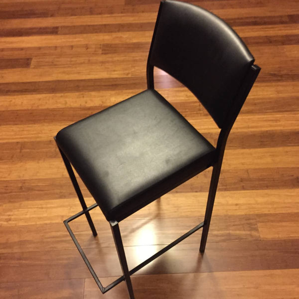 Stage Craft Conductors Stool with Back & Foot Support