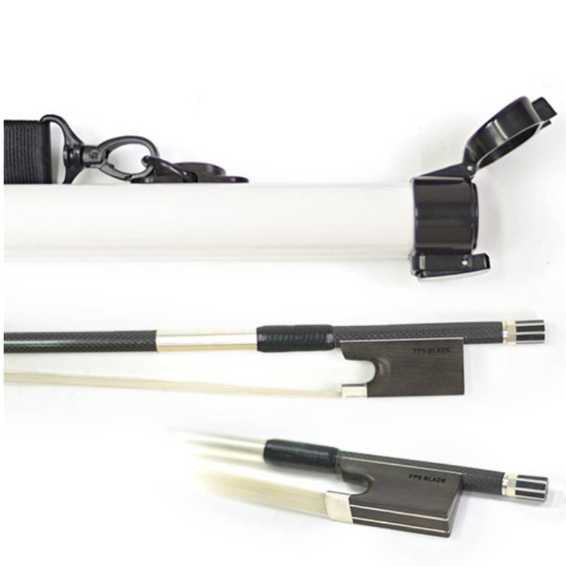 Violin Bow-FPS BLADE II Carbon in Bow Case