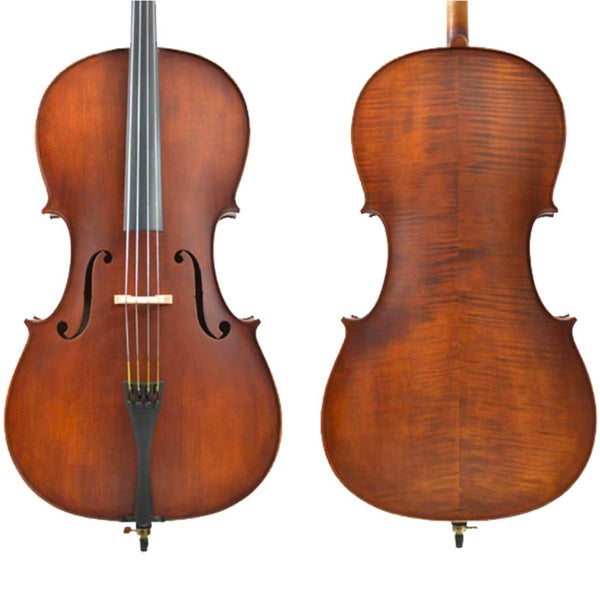 Enrico Custom Cello Outfit 3/4 or 4/4