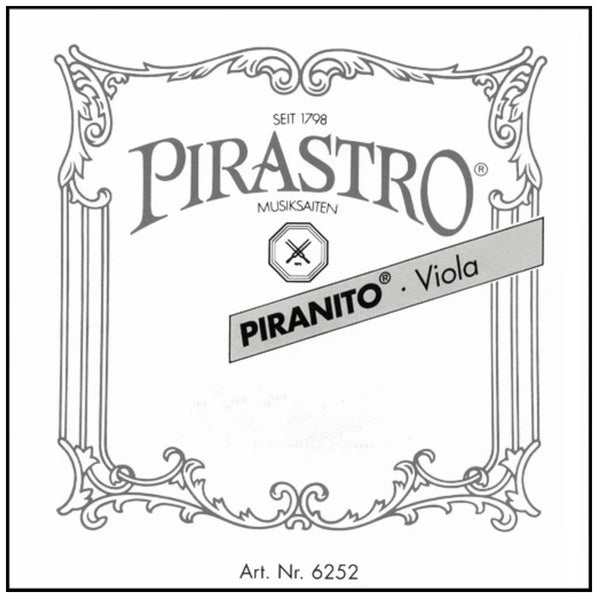 Pirastro Piranito Viola String Set All Sizes