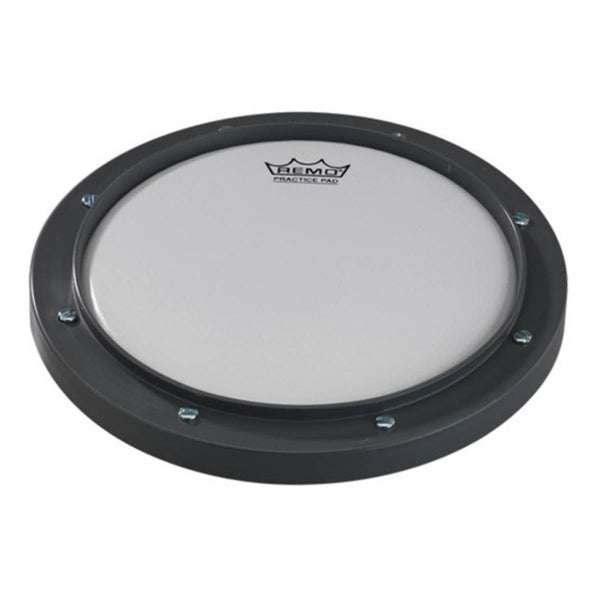 Remo Practice Pad w/ Tunable Ambassador Coated Drumhead - 8""