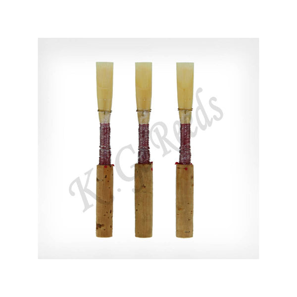 K.GE Intermediate Oboe Reed Euro Cut