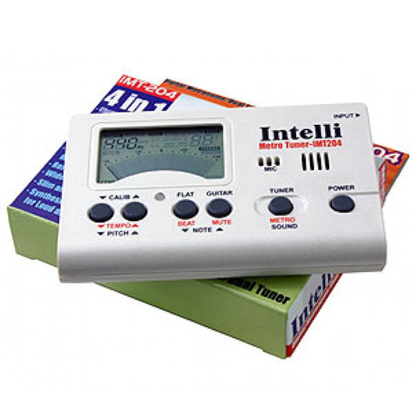 Intelli IMT-204 Digital Metronome/Dual Tuner