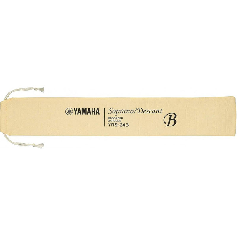 Yamaha YRS24B Descant Recorder (YRS-24B)