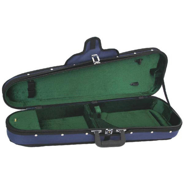 Shaped Viola Case - FPS-Suspension 15-15.5in
