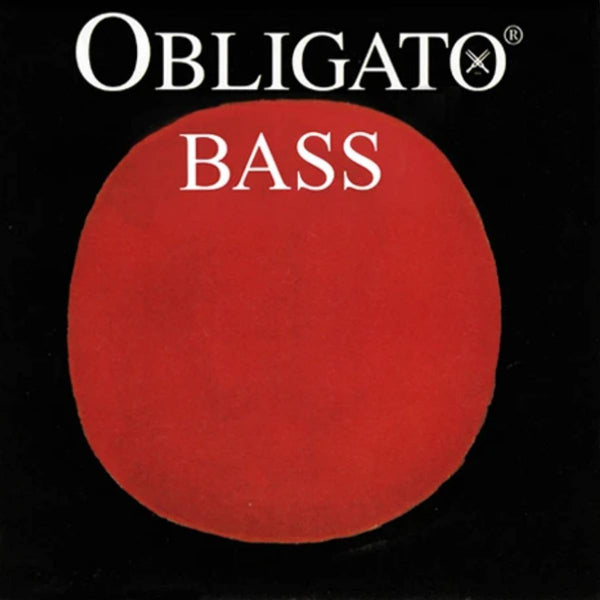 Pirastro Obligato Double Bass Strings 3/4, 4/4