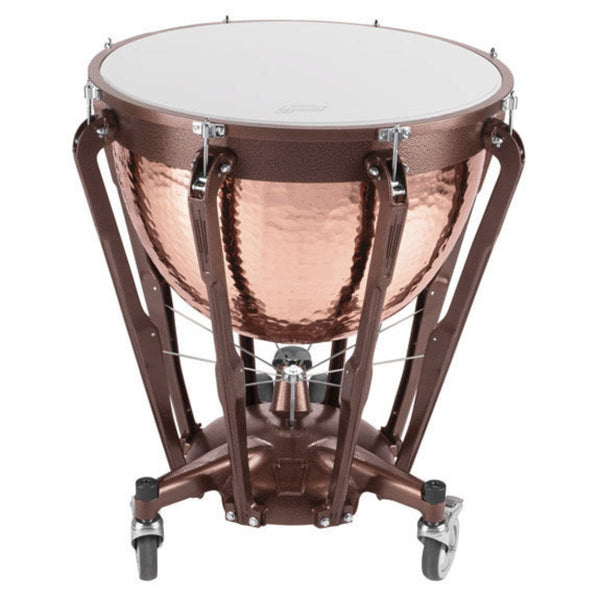 "Ludwig 29"" Grand Symphonic Hammered Copper Timpani with Gauge"