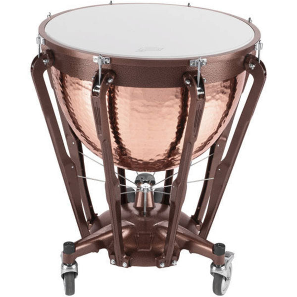 "Ludwig 32"" Grand Symphonic Hammered Copper Timpani with Gauge"