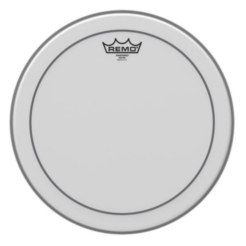 "Remo PS-0108-00 8"" Pinstripe Coated 8"" Drum Head"
