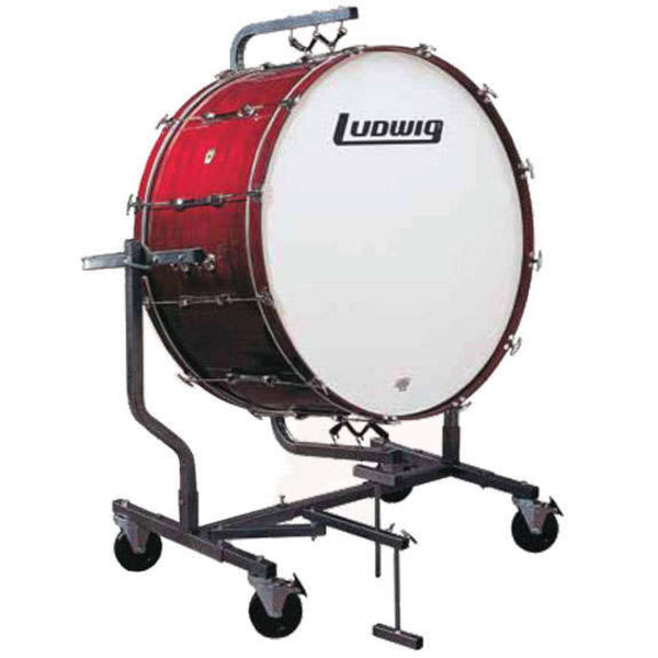 Ludwig Concert Bass Drum Stand - Suspended All-Terrain